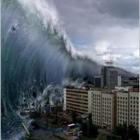 Описание всемирный потоп наводнение